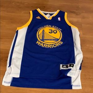 golden state warriors jersey Curry